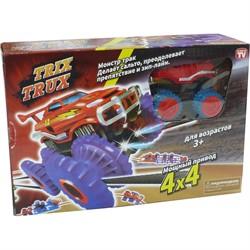Trix Trux Монстр Трак (BB-905) машинка с трассой - фото 124213