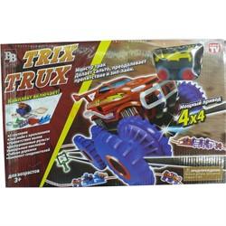 Trix Trux Монстр Трак (BB-901) машинка с трассой - фото 124216