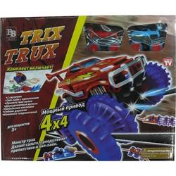 Trix Trux Монстр Трак (BB-902) машинка с трассой - фото 124219