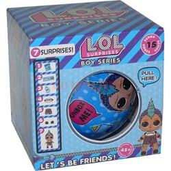 Кукла LOL для мальчиков 15 сезон - фото 124249