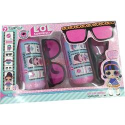 Кукла LOL Surprise в тубе с очками (набор из 2) - фото 124499