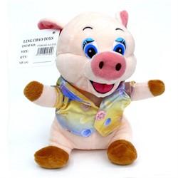 Свинка повторюшка (AJ-312) символ 2019 года - фото 124753