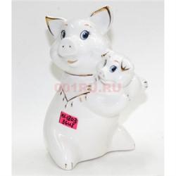 Свинка копилка (KL-1803) фарфоровая 36 шт/кор - фото 125966