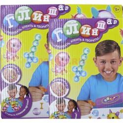 Глиншар конструктор Oonies из шариков 78 деталей - фото 126127