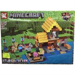 Конструктор Minecraft (1007) на 432 детали - фото 129381