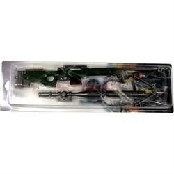 Автомат модель (MS-204) для сборки - фото 137529