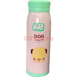 Бутылка для напитков (P-929) «Собака» 50 шт/уп - фото 137984