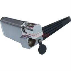Трубка-зажигалка металлическая - фото 139058