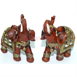 Фигурка из полистоуна «Слон» 9 см - фото 139515
