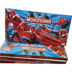 Игра настольная Монополия The Amazing Spiderman 2 - фото 143152