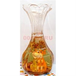 Музыкальный сувенир Бык (SS-53) ваза 72 шт/кор Символ 2021 года - фото 154123