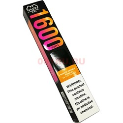 Puff XXL 1600 затяжек «Mango Orange Pomelo» 5 % одноразовый испаритель - фото 157749