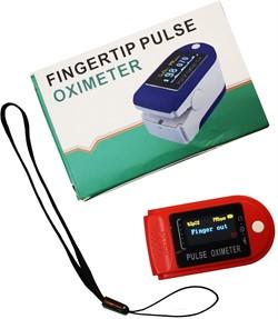 Пульсоксиметр Pulse Oximetr - фото 159630