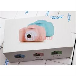 Цифровая фотокамера детская цвета ассортимент - фото 161518