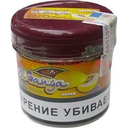 """Табак для кальяна оптом Al Ganga 50 гр """"Дыня"""" (с акцизной маркой) - фото 45837"""