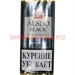 """Табак для трубки Alsbo """"Black"""" - фото 46034"""