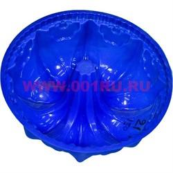 Форма для выпечки (2115) силиконовая 22х8,5 см, цена за 150 шт - фото 46278