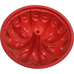 Форма для выпечки (1819) силиконовая 24х9,5 см, цена за 100 шт - фото 46289