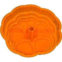 Форма для выпечки (2114) силиконовая 25х9 см, цена за 150 шт - фото 46304