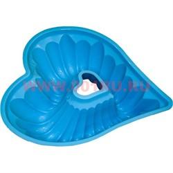 Форма для выпечки (2119) силиконовая 26х29х9см, цена за 150 шт - фото 46358