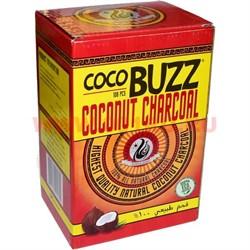 Уголь для кальяна кокосовый CocoBuzz Starbuzz 108 куб 1 кг (Старбаз) - фото 46366