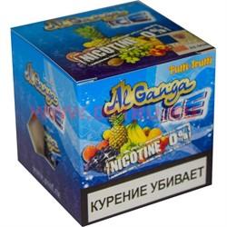 """Табак для кальяна оптом Al Ganga Ice 40 гр """"Tutti-Frutti"""" (без никотина) - фото 46388"""