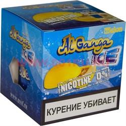 """Табак для кальяна оптом Al Ganga Ice 40 гр """"Melon"""" (без никотина) - фото 46403"""