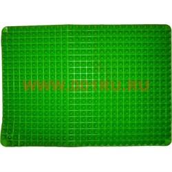 Коврик силиконовый для выпечки и заморозки 29х41см, цена за 100 шт - фото 46415