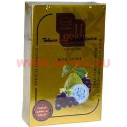 """Табак для кальяна Al-Waha Gold 50 гр """"Blue Guava"""" (гуава с черникой аль-ваха голд Иордания) - фото 46455"""