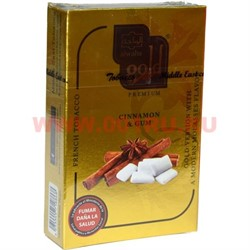 "Табак для кальяна Al-Waha Gold 50 гр ""Cinnamon & Gum"" (жвачка с корицей альваха голд Иордания) - фото 46494"