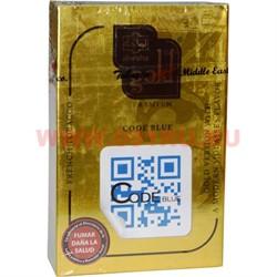 "Табак для кальяна Al-Waha Gold 50 гр ""Code Blue"" (альваха голд Иордания) - фото 46587"