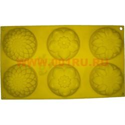 Форма для выпечки и заморозки (2109) силиконовая 17,5х29,5 цена за 120 шт, цвета в ассортименте - фото 46618