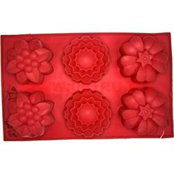 Форма для выпечки и заморозки (2108) силиконовая 17,5х28,5 цена за 120 шт, цвета в ассортименте - фото 46625