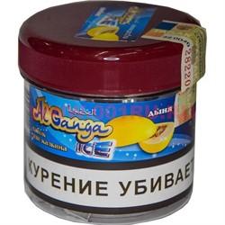"""Табак для кальяна оптом Al Ganga Ice 40 гр """"Дыня"""" (с акцизной маркой) - фото 46651"""