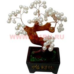 Дерево счастья с жемчужиной 16 см (FS-14) - фото 46663