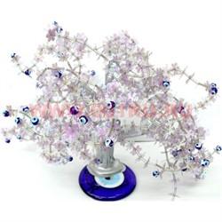 """Дерево счастья """"От сглаза"""" с серебрянными бусинами - фото 46669"""