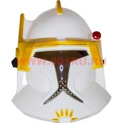 Маска солдата из Звездных войн - фото 46739