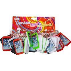 """Брелок """"мобильник"""" (KL-04) цена за 120 шт (1200 шт/кор) - фото 46935"""