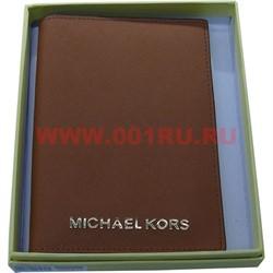 """Обложка на паспорт """"Michael Kors"""" цвета в ассортименте - фото 46943"""