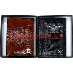 "Обложка на паспорт и автодокументы ""Chanel "" цвета в ассортименте - фото 46966"