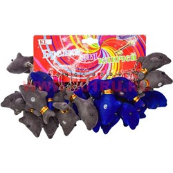 Брелок (KL-545) дельфины пищащие, цена за 120 шт (1200 шт/кор) - фото 47040