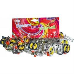 Брелок (KL-509) рулетка металлическая, цена за 120 шт (1200 шт/кор) - фото 47062