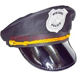 Фуражка полицейского Special Police - фото 47094