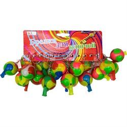 Брелок (KL-330) свисток цветной, цена за 120 шт (1200 шт/кор) - фото 47139