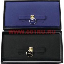 """Кошелек """"Prada"""" классика цвета в ассортименте - фото 47171"""