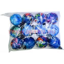 Мячик на веревке 60 мм (Y0Y0-01) цена за 720 шт (рисунки микс) - фото 47195