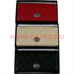 """Кошелек """"Chanel"""" цвета в ассортименте - фото 47346"""