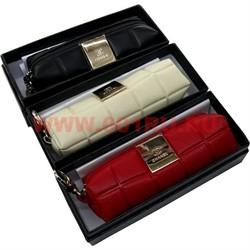 "Кошелек-ключница ""Chanel"" цвета в ассортименте - фото 47375"