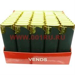 Зажигалка газовая Vends (HL-510) откидная 50 шт\уп - фото 47524