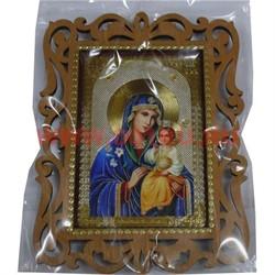 """Икона 14*0,3*10 """"Дева Мария с ребенком"""" - фото 47591"""
